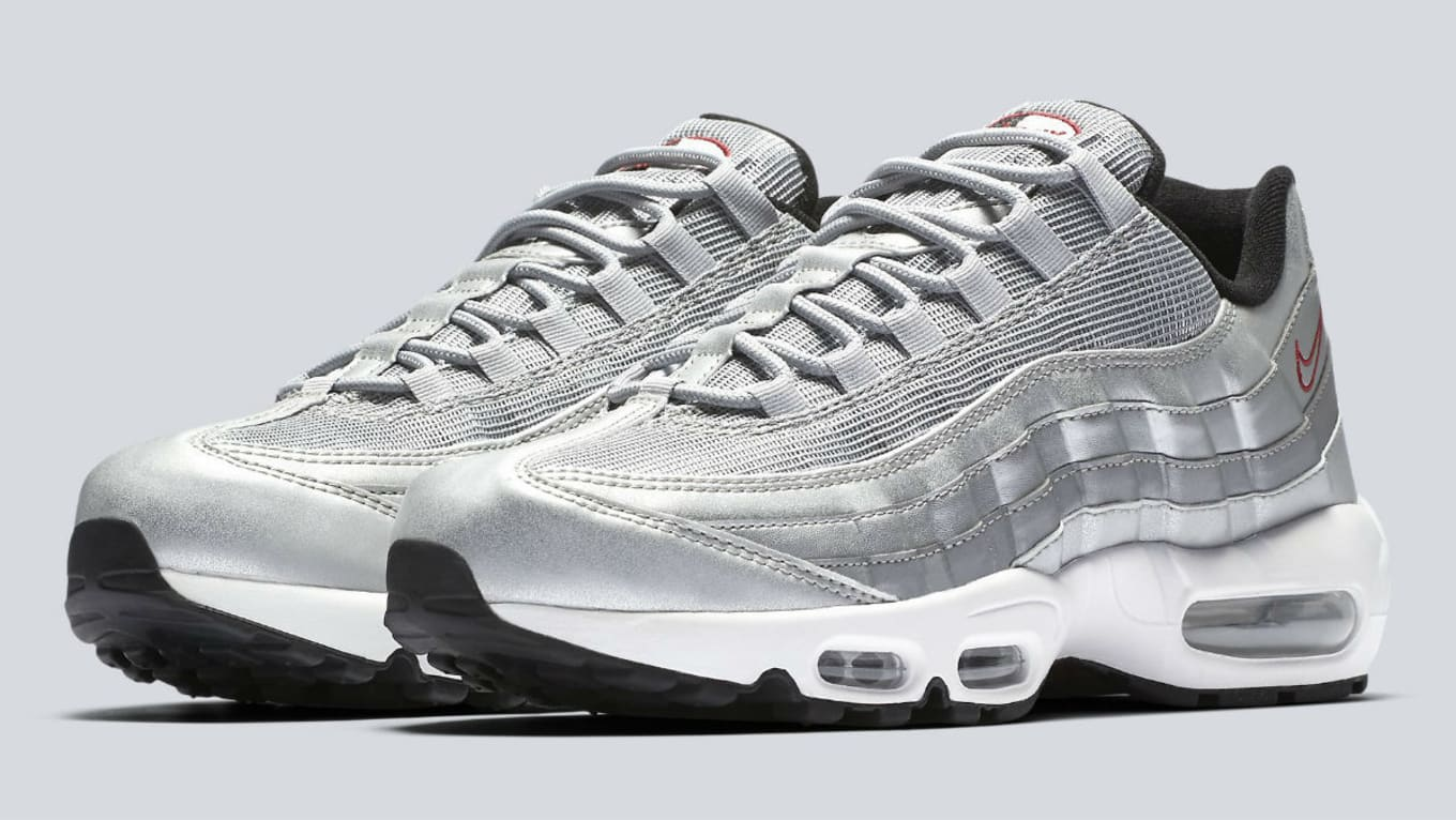 1dec31c59 Nike Air Max 95. Images via Nike. As the