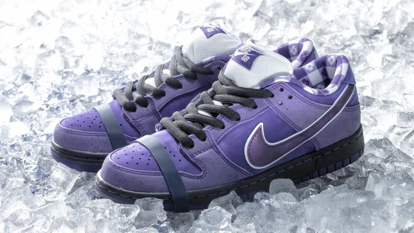 san francisco 77083 88652 Concepts x Nike SB Dunk  Purple Lobster  Release Date   Sole Collector