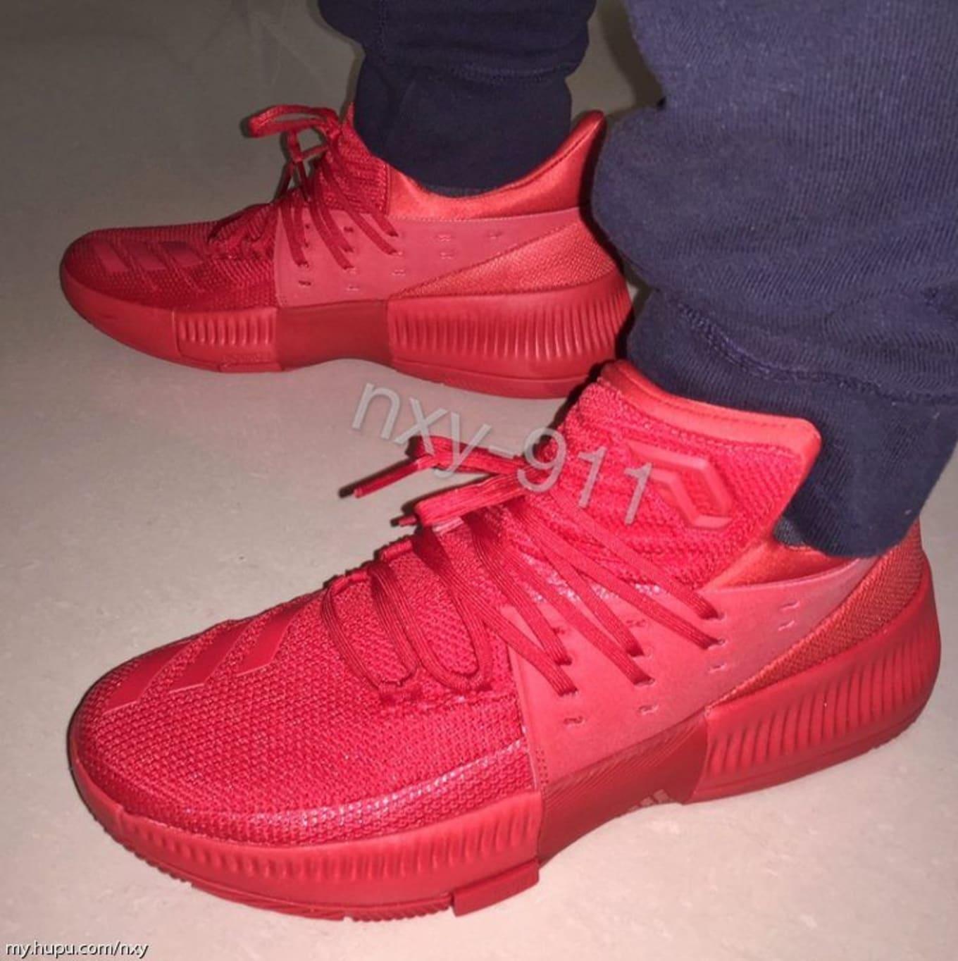 adidas Dame 3 On Tour BB8269 Release Date Sneaker Bar Detroit