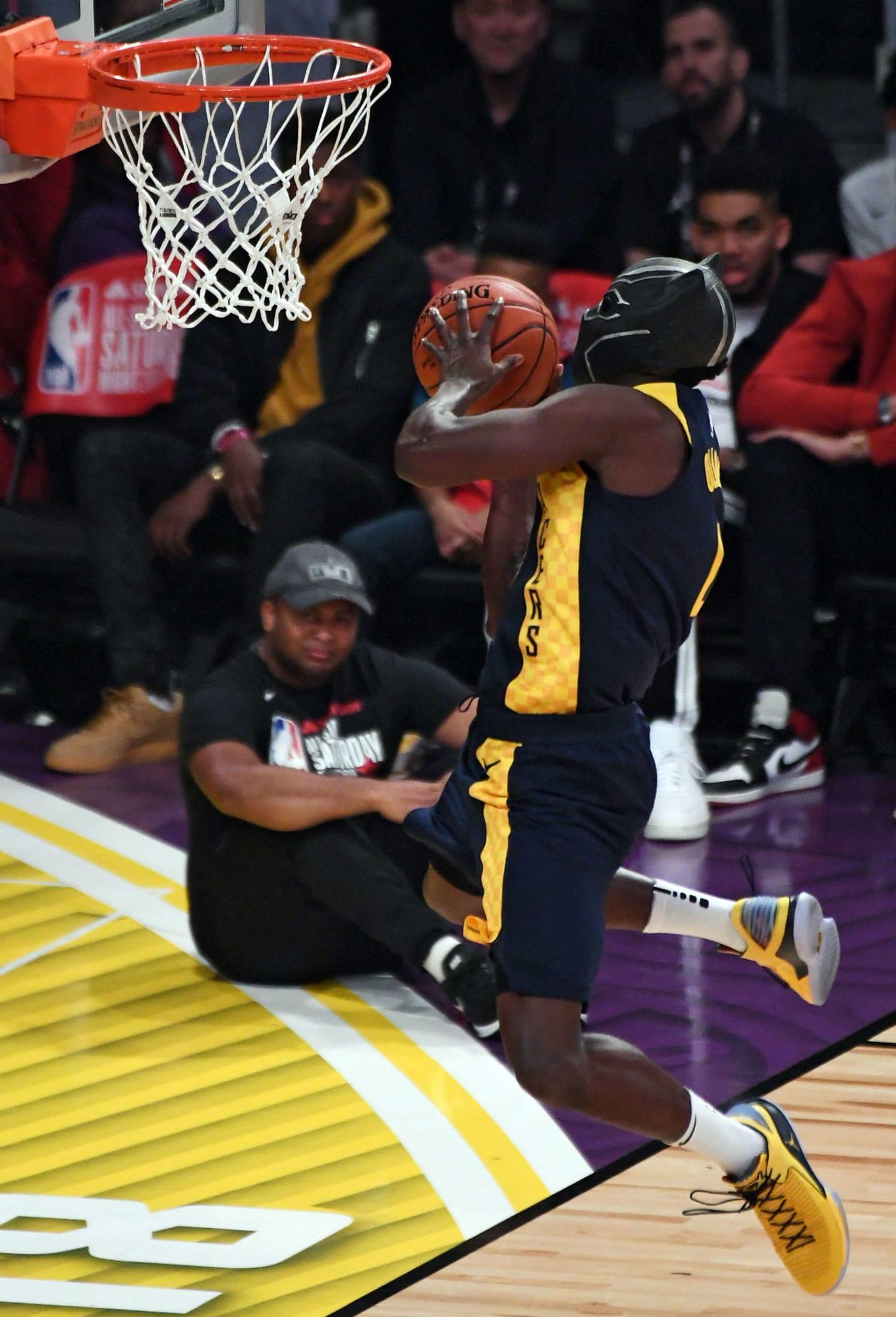 NBA Slam Dunk Contest 2018 Sneakers  4a26e9005