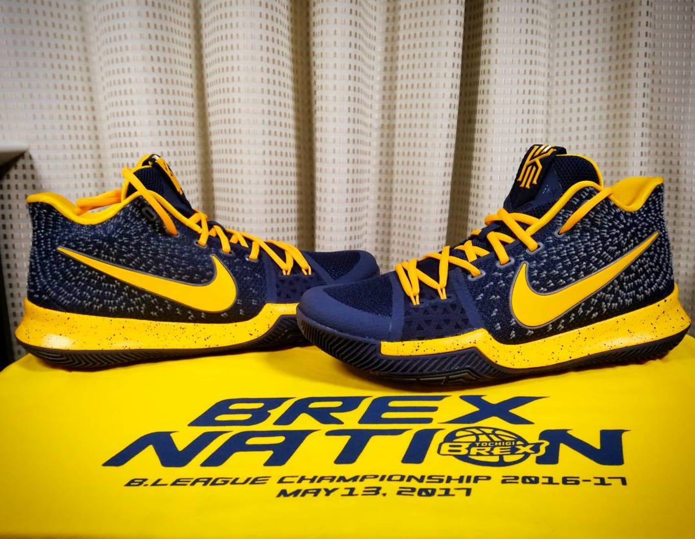 d8ba4917110 The Best Nike ID Kyrie 3 Designs | Sole Collector