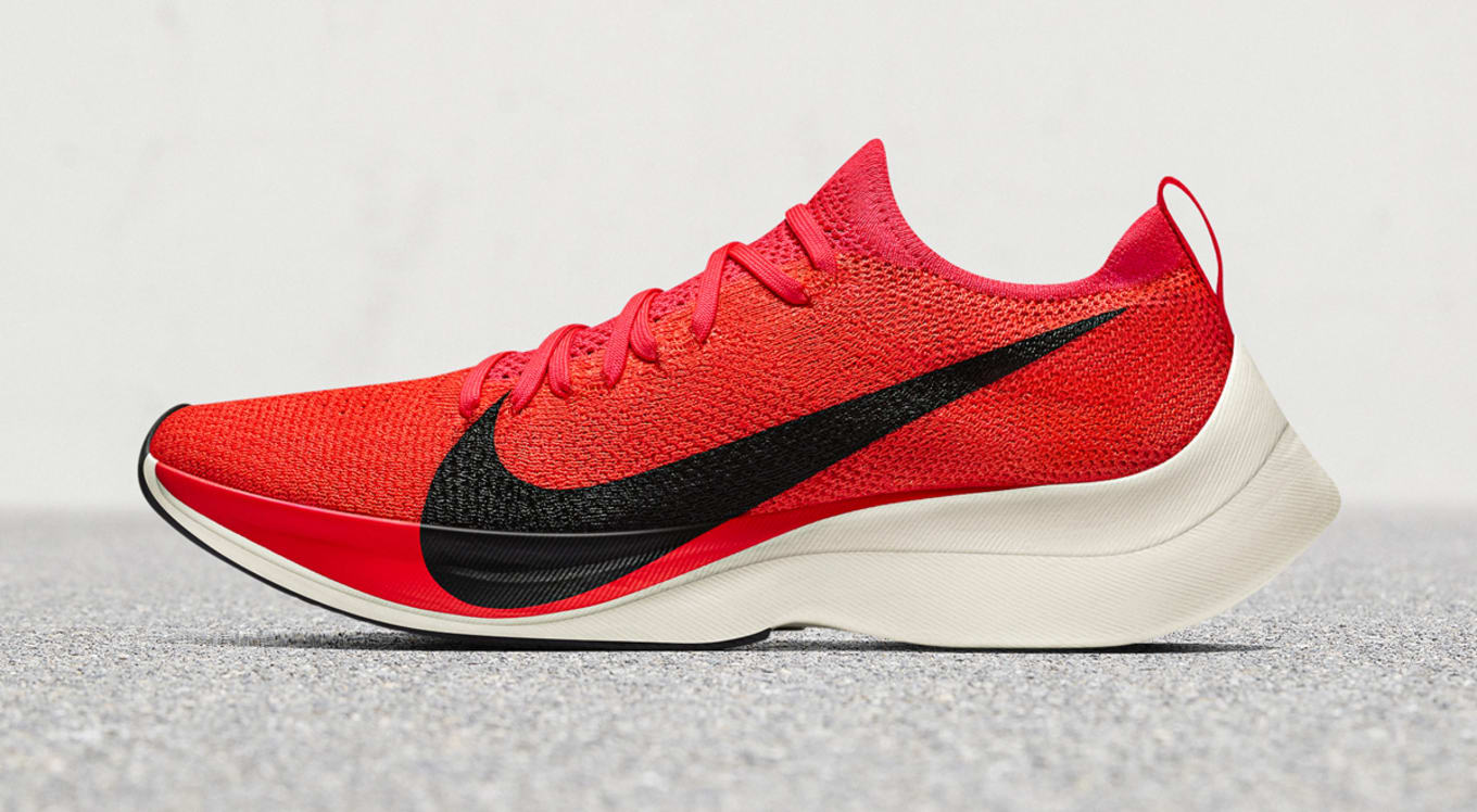 Red Nike Zoom VaporFly Elite Berlin Eliud Kipchoge | Sole Collector