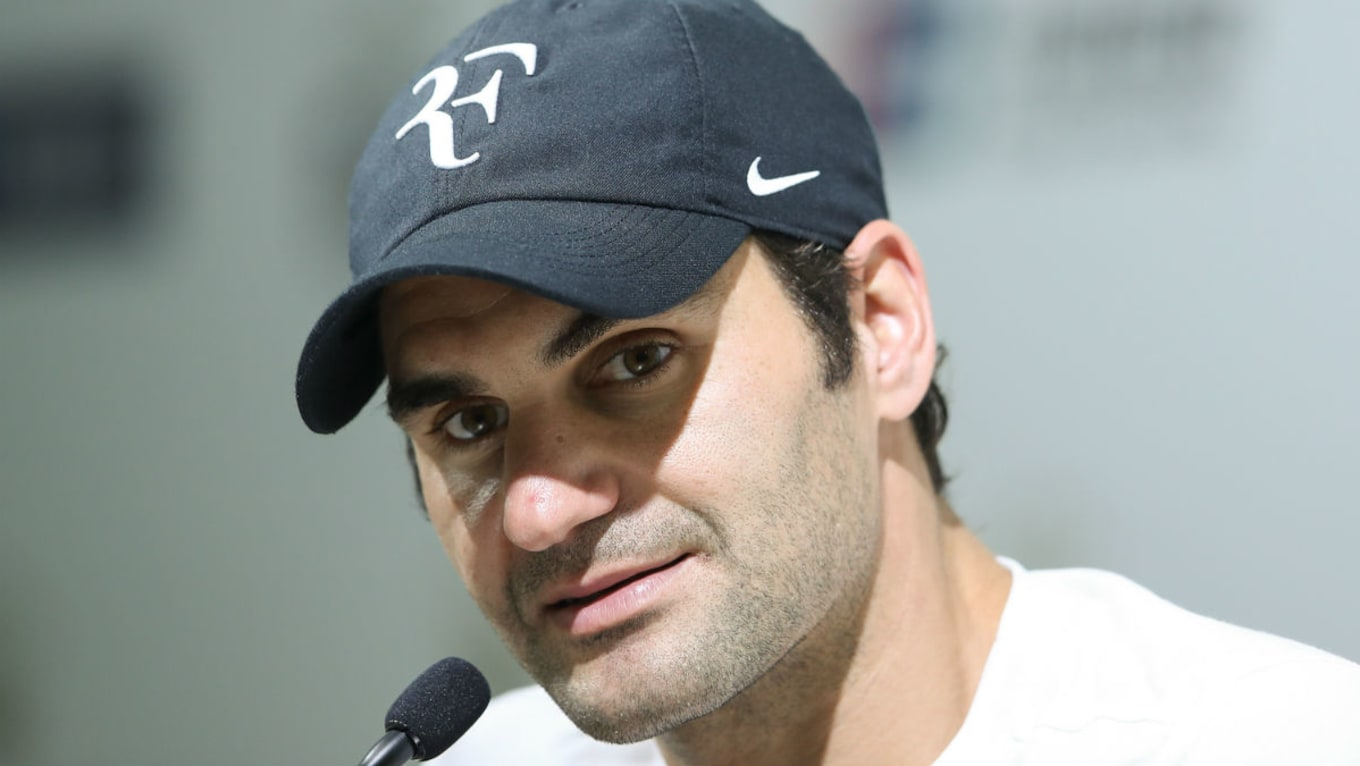 thoughts on look for buy good Roger Federer Wants His Nike Logo After Signing with Uniqlo ...