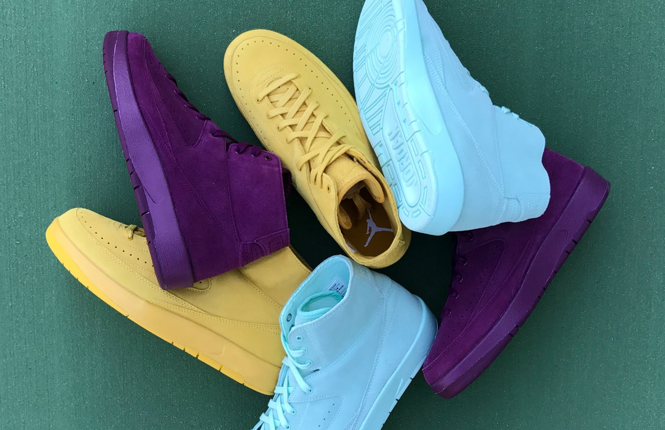 174a69fb82c ... Decon Air Jordan 2s Tomorrow. Three colorways releasing on May 24.