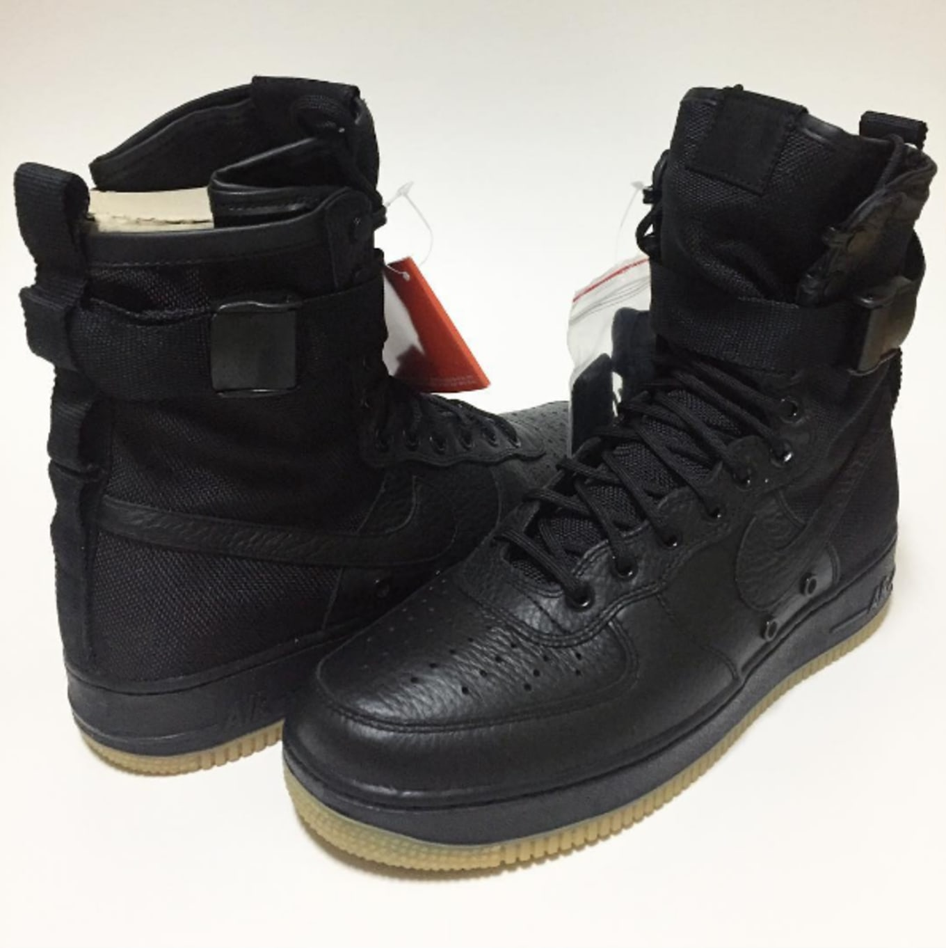 91b2d45e584f4 Another  Black Gum  Nike Special Field Air Force 1 is Releasing