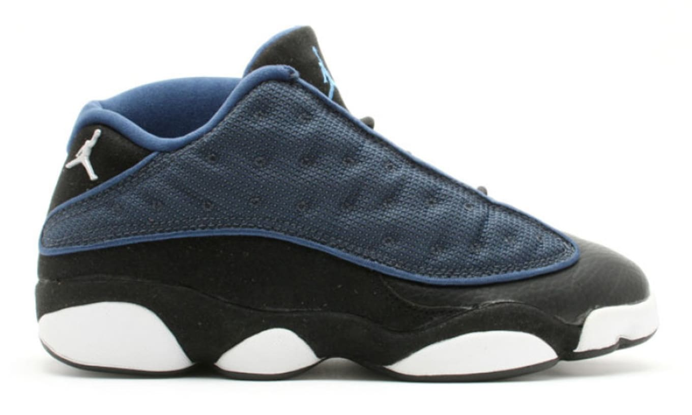 f37b9e2a938 Navy Air Jordan 13 Low 310810-407 Release Date   Sole Collector