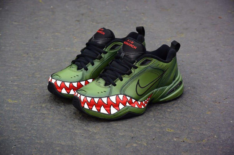 b3cb527c456  Green Goblin  by Shme Custom Kicks