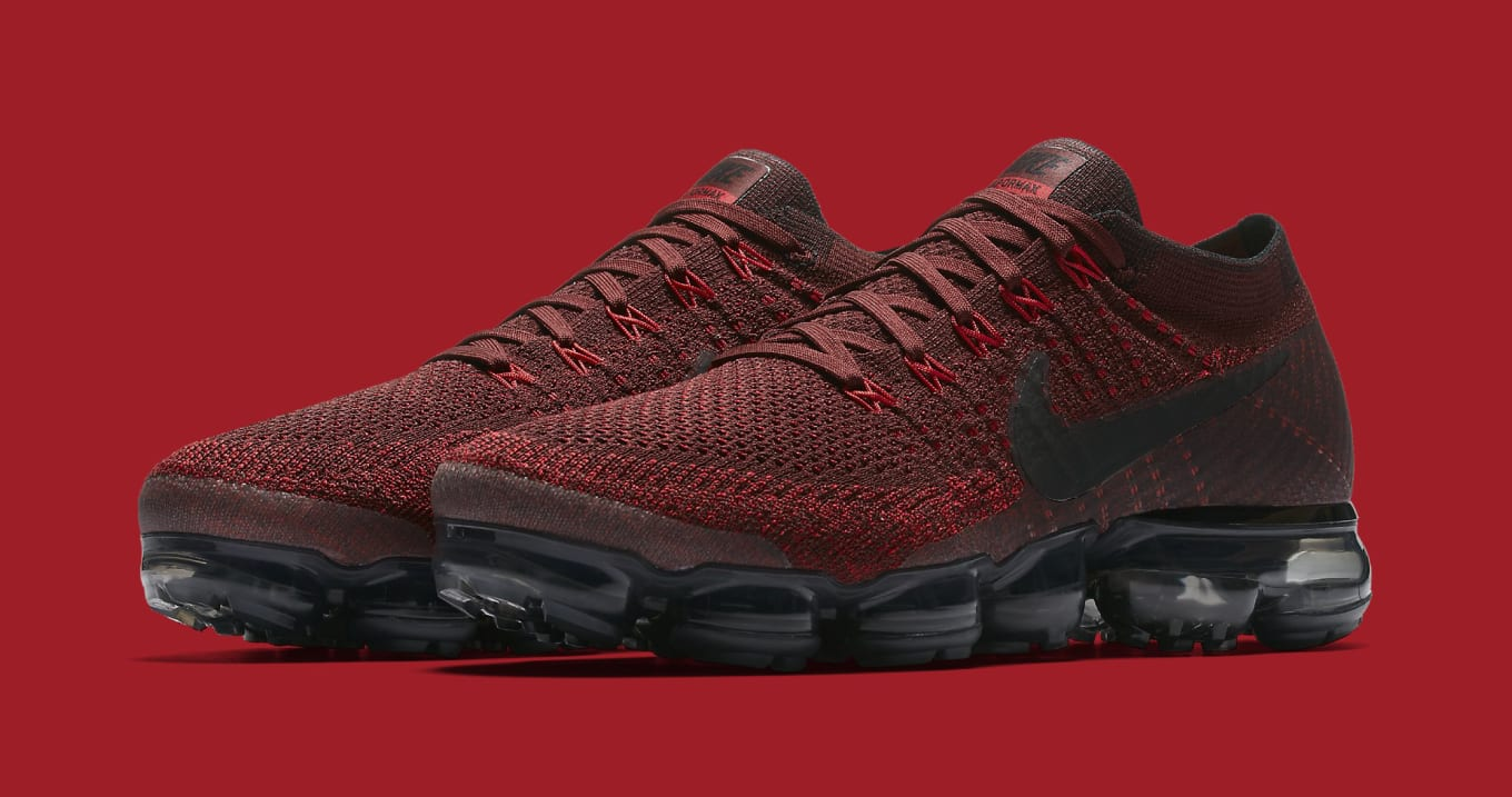 d900005b2c Dark Team Red Nike Air VaporMax 849558-601 Release Date | Sole Collector