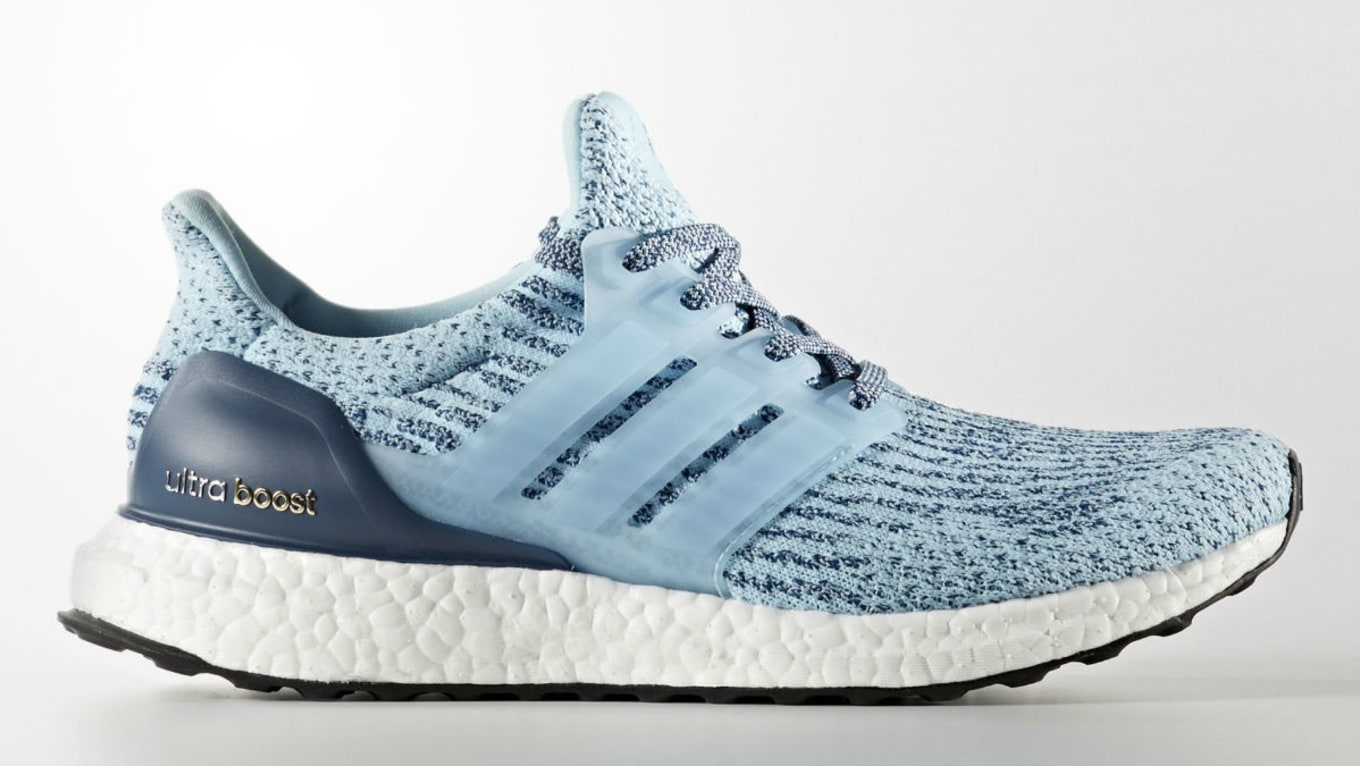 74f9ac25c0605 These Adidas Ultra Boosts Are So Icy. New summer colorway for women.