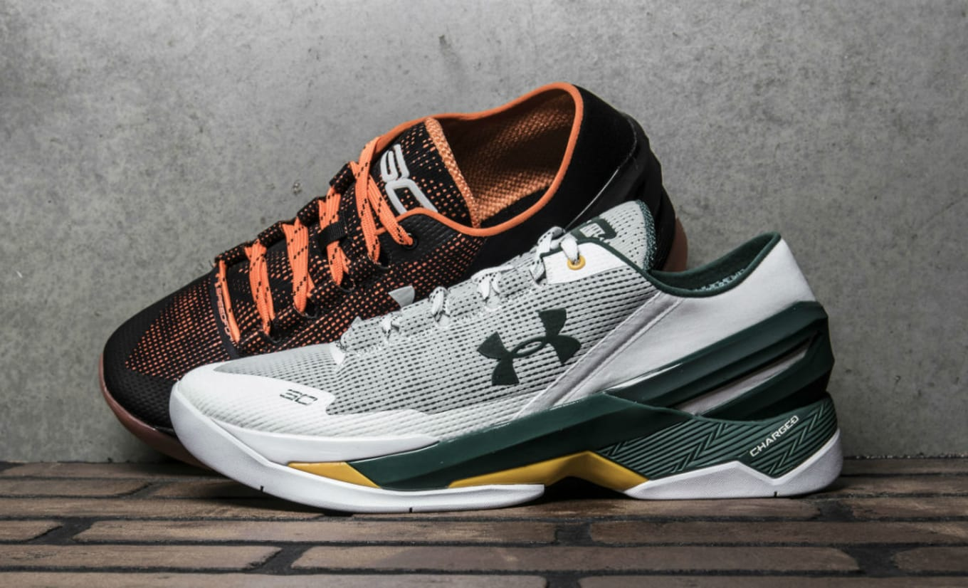 3a1f5ef65e Under Armour Curry 2 Low