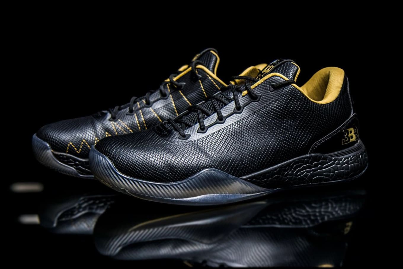 8108e17c24d6 The Game Buys Lonzo Ball Big Baller Brand Sneakers