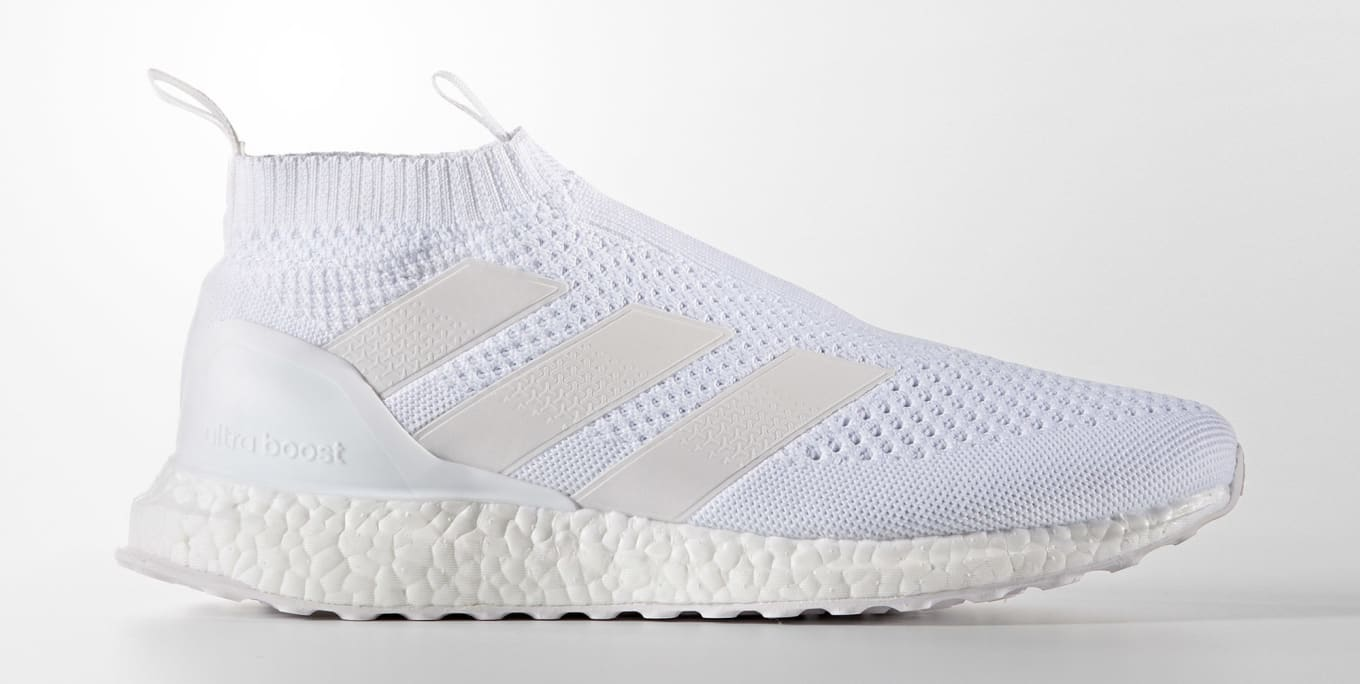 adidas ACE 16+ PureControl Ultra Boost White - Kith
