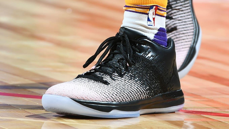 60136baea297 Lonzo Ball Wears the Air Jordan 31 Low  Is a New Sneaker Deal on the ...