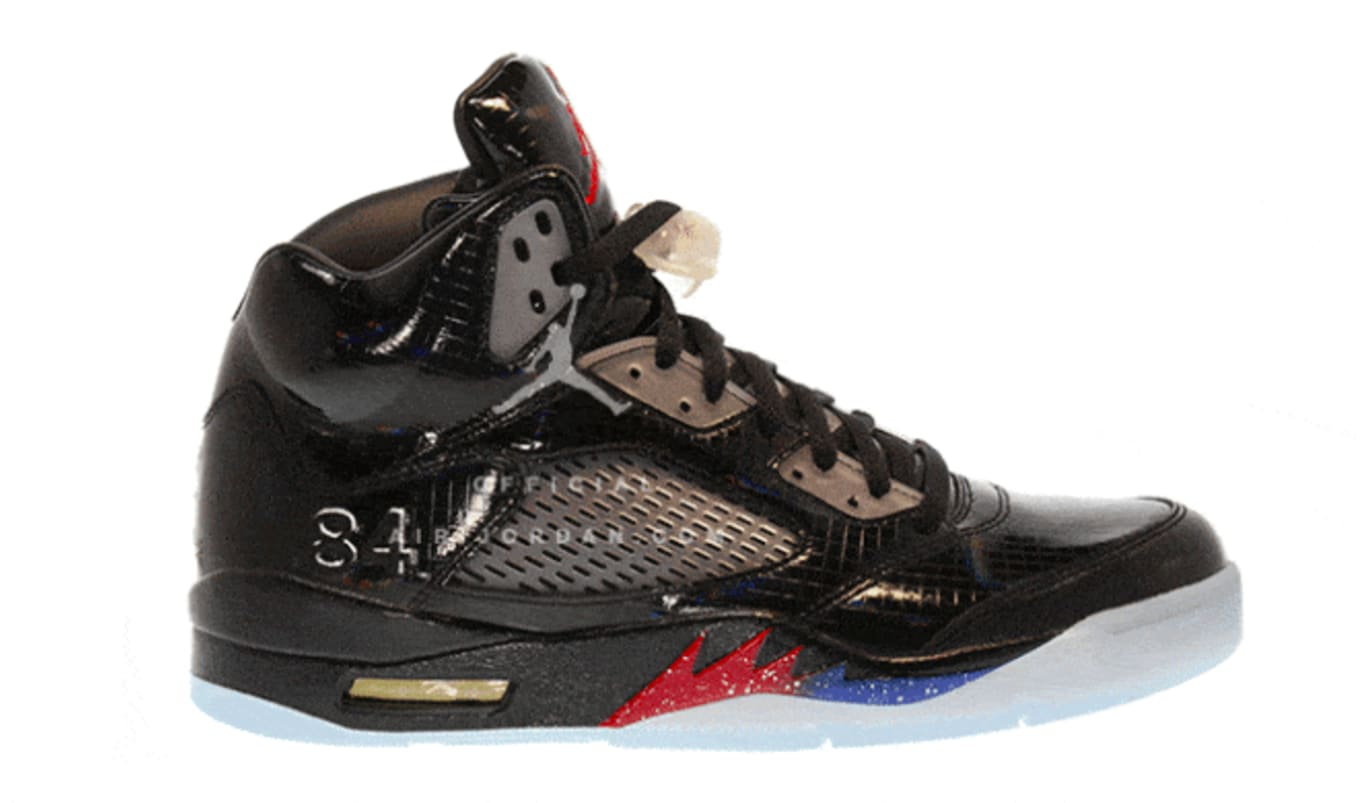 on sale d070f 12cda Transformers x Air Jordan 5