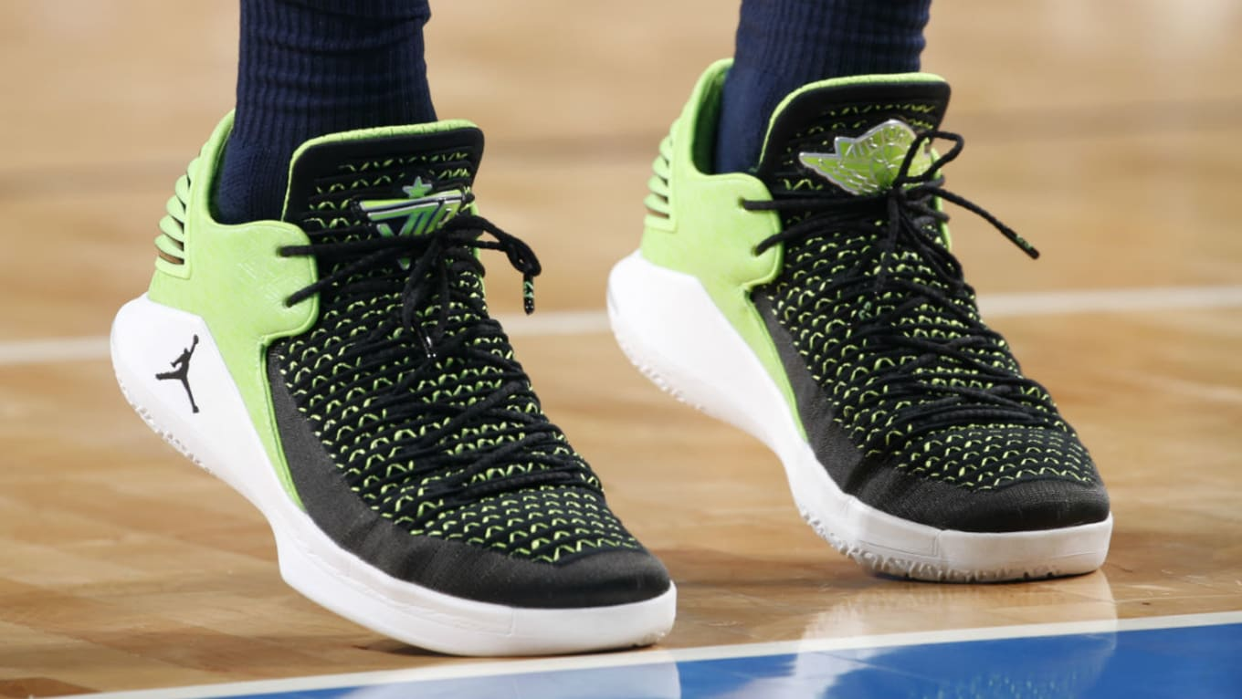 ab5327f7f75 #SoleWatch: Jimmy Butler Has More Air Jordan 32 Low Exclusives