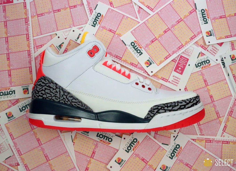 44163e8003f443 SoleFly x Air Jordan 3 Retro  Lotto