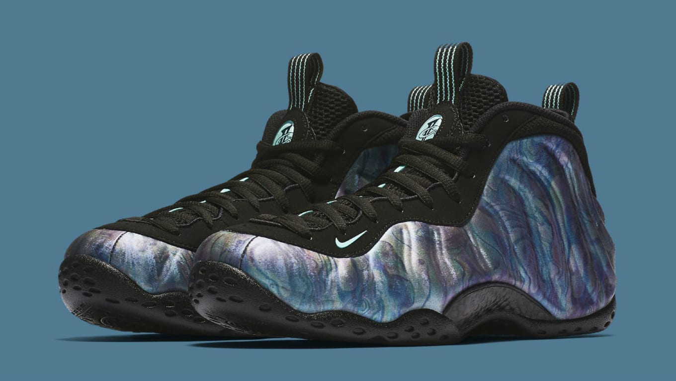 the best attitude ad156 d6831 Nike Air Foamposite One Abalone Release Date 575420-009 ...