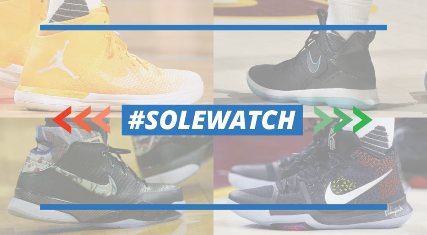 07d669749a0537 NBA  SoleWatch Power Rankings March 12