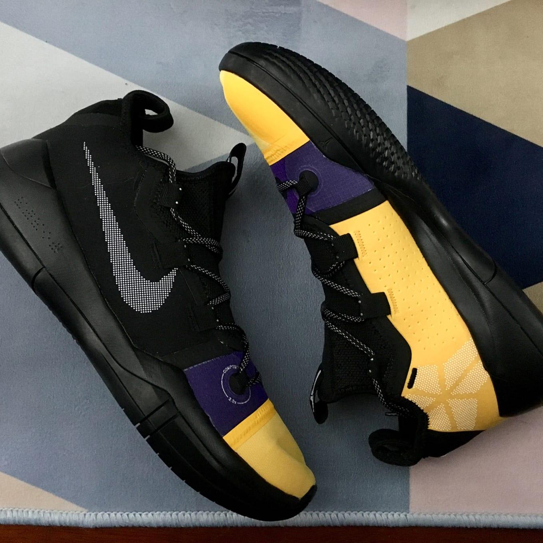 43+ Nike Kobe Ad Lakers Amarillo Background