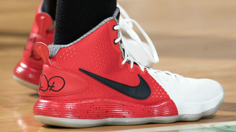 big sale 6f1a5 f3b48 Elena Delle Donne Nike Hyperdunk Swoopes PE Release Date ...