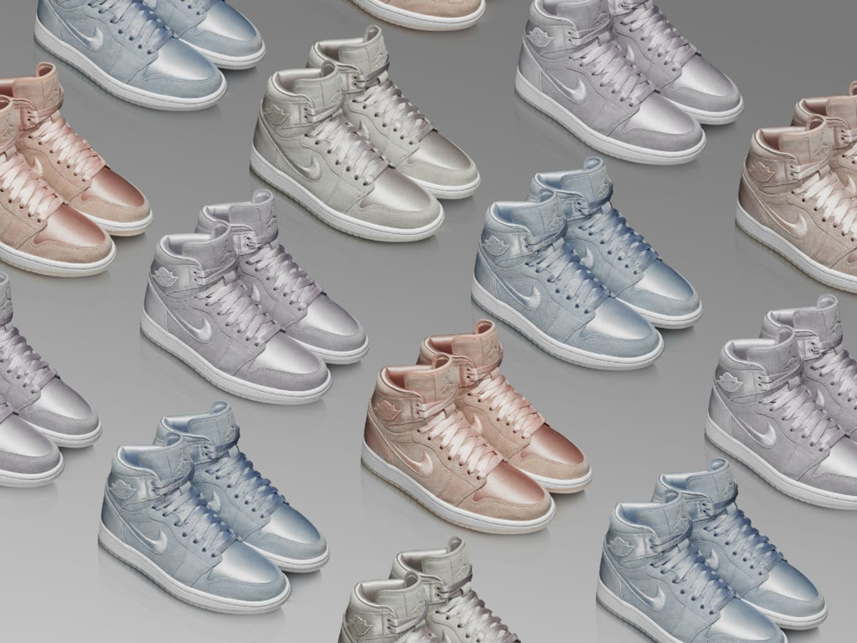 b265b69a083e05 Air Jordan 1 Season of Her SOH Collection