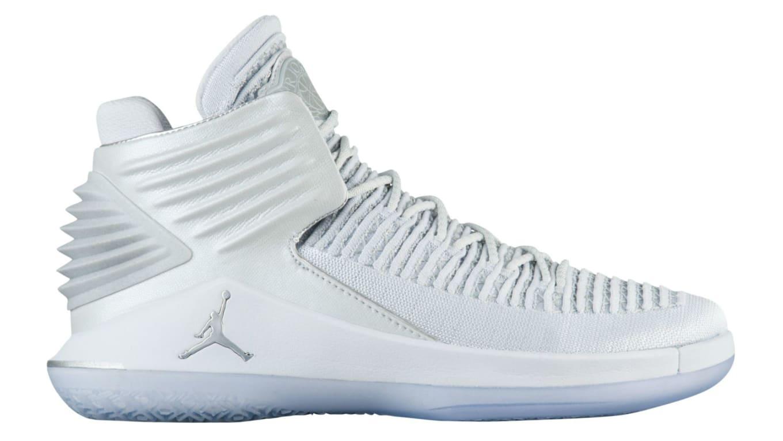 b37dc5177309 Air Jordan 32 XXXII Pure Platinum Release Date AA1253-007