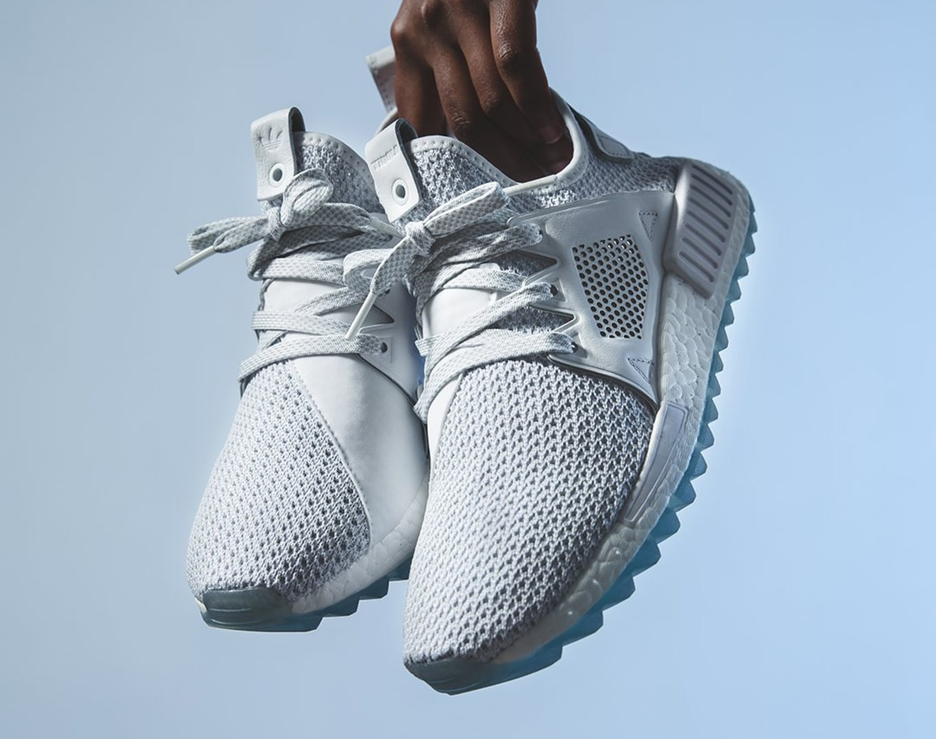 777239c96 This Icy Adidas NMD Collaboration Releases Soon. Titolo has its way with  the XR1 Trail.