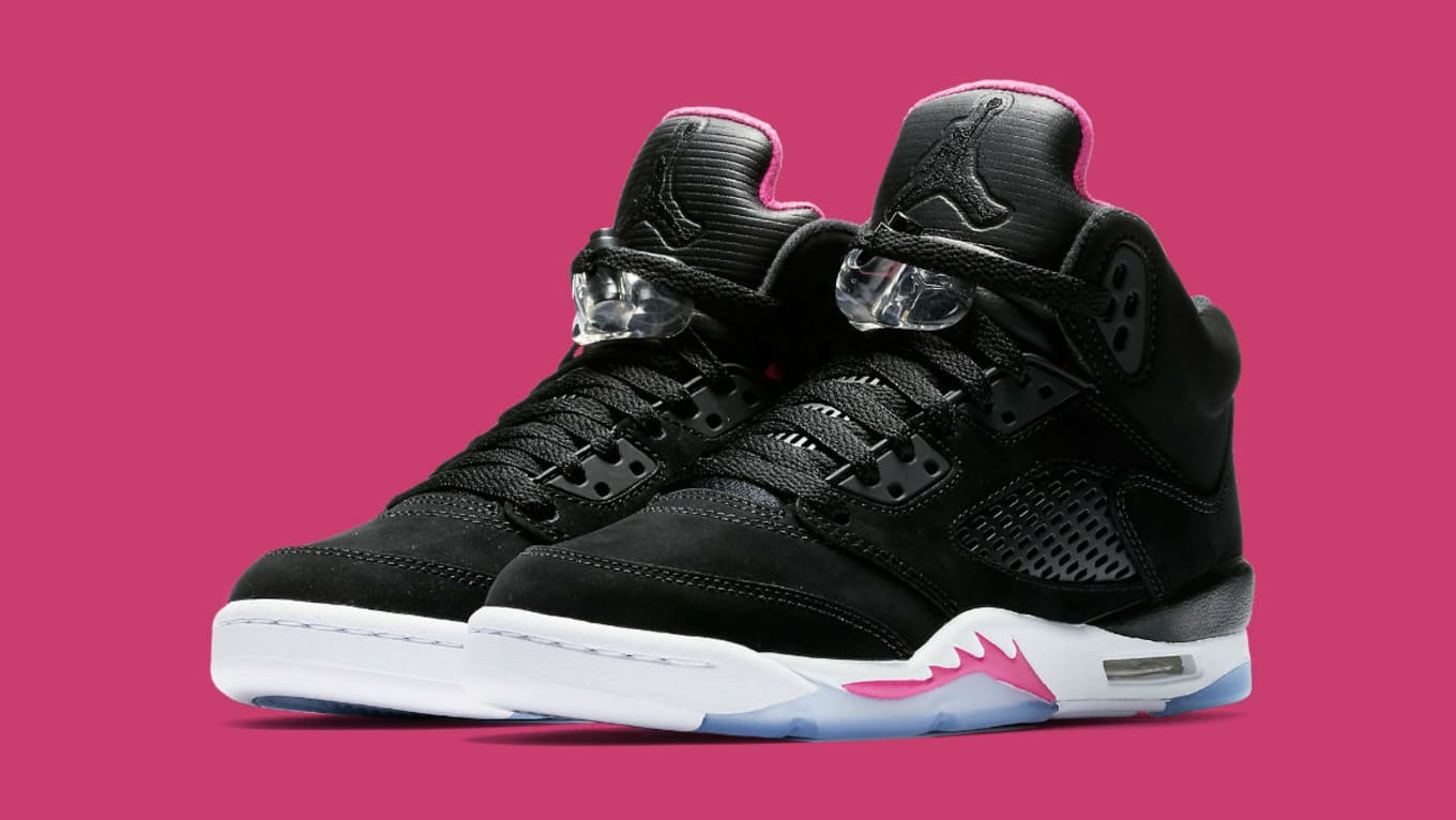 6eba1a30870c ... coupon code air jordan 5 retro gs deadly pink d56eb 014b1
