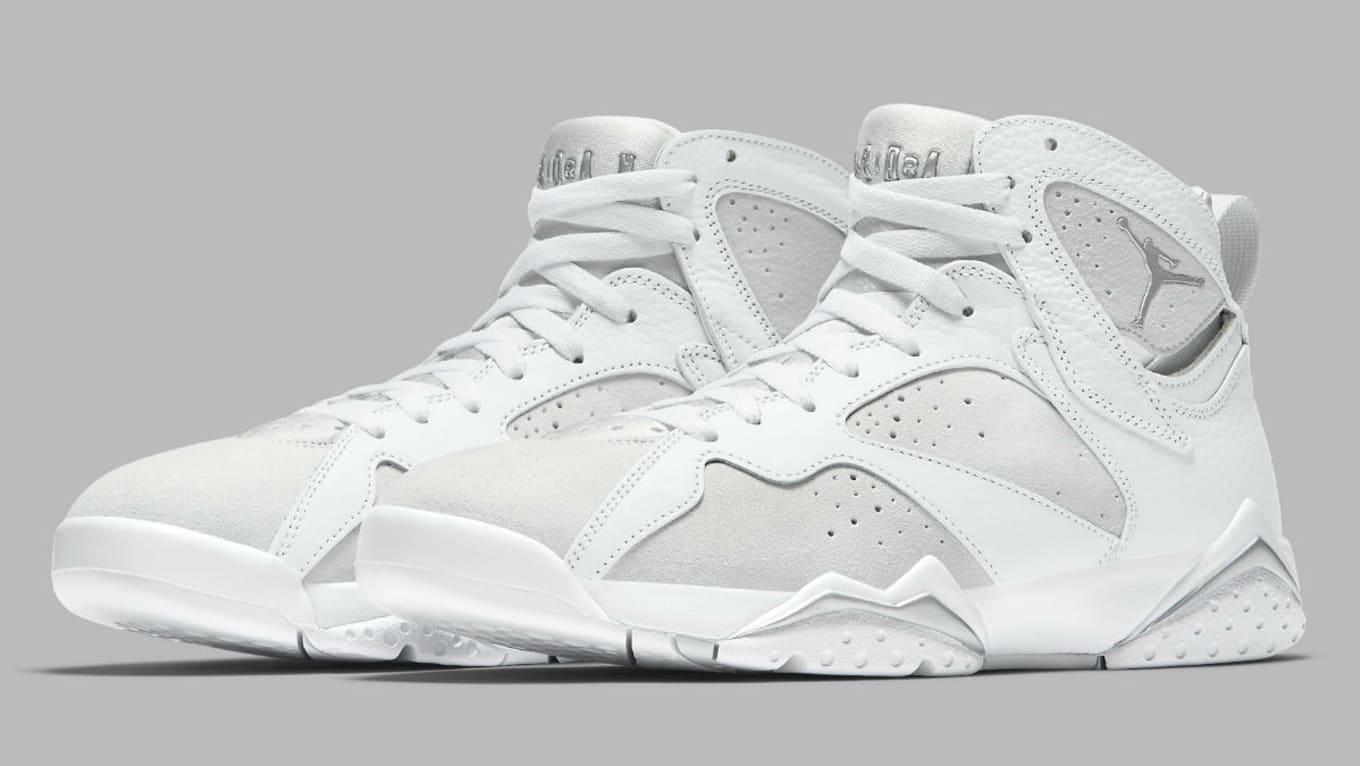 newest collection 93231 18a7d Air Jordan 7 Pure Money Release Date 304775-120 | Sole Collector