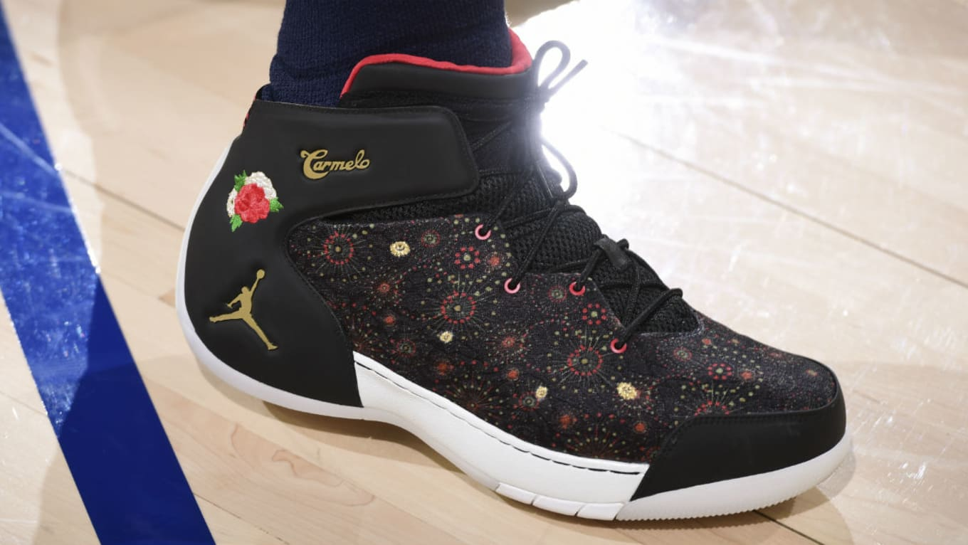 SoleWatch  Carmelo Anthony   Russell Westbrook Debut  CNY  Signature  Jordans 586c07b1bc5b