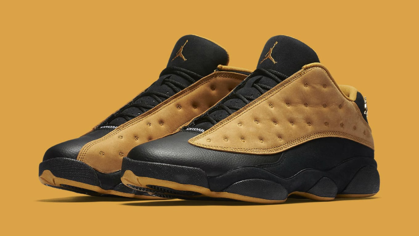 fcc6052e0b07 Air Jordan 13 Low Chutney Release Date 310810-022