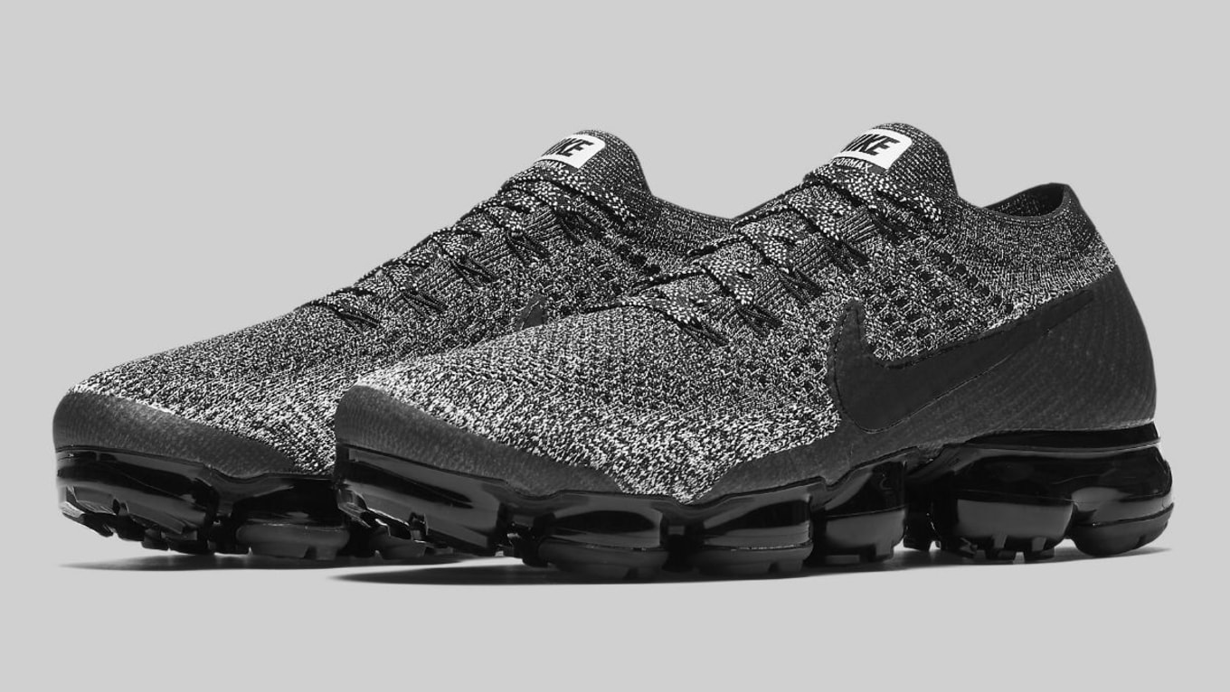 separation shoes f889e c5d00 Nike Air VaporMax Oreo 2.0 Pack Release Date | Sole Collector