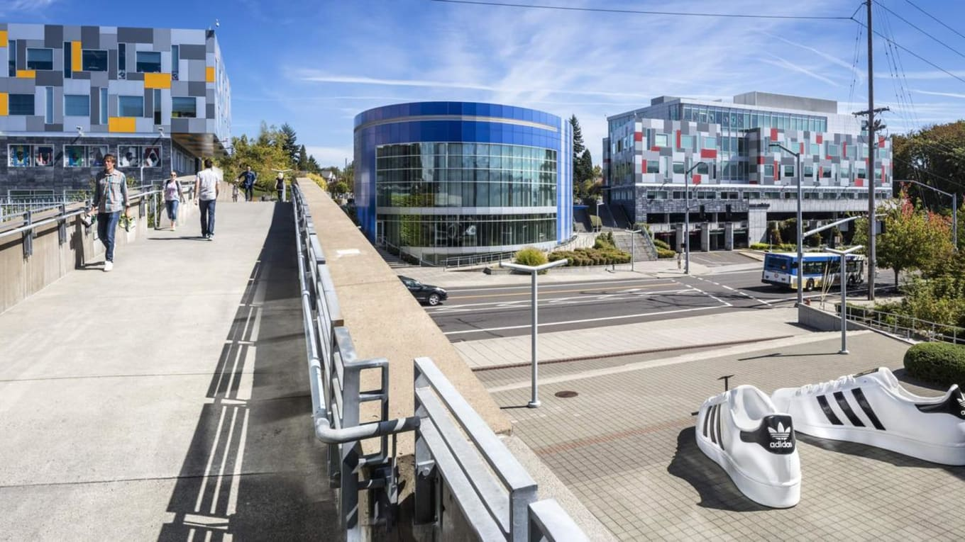 Adidas North Portland Campus Expansion Doubles in Size  af1406679