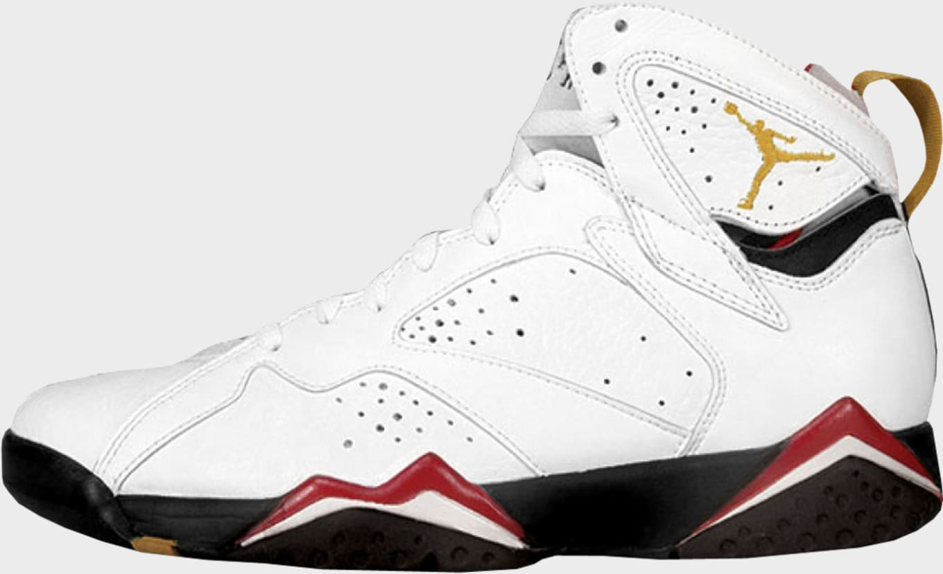 96072772d9ba1e Image via Product Shots. Air Jordan VII Retro