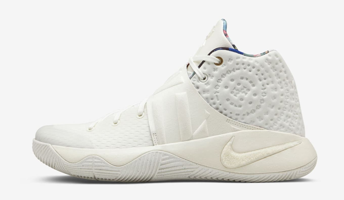 huge selection of 1500d b23fe Kyrie Irving Gets  What The   Sneakers. Here s a first ...