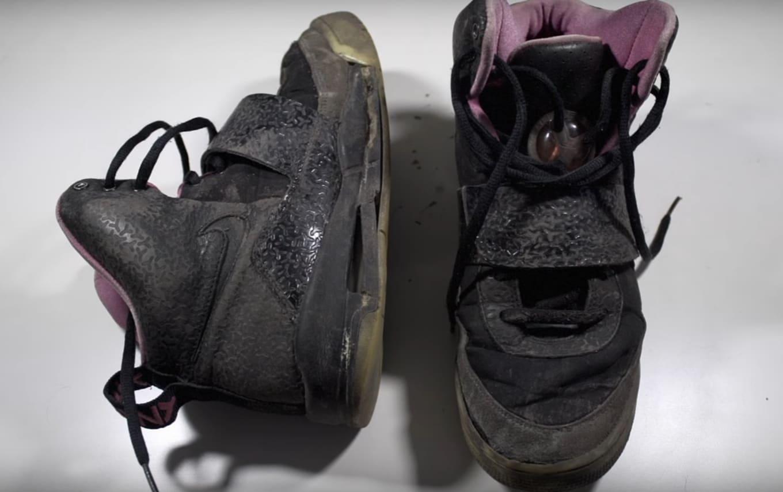 1d7a4972ed60da Watch This Amazing Nike Air Yeezy Restoration