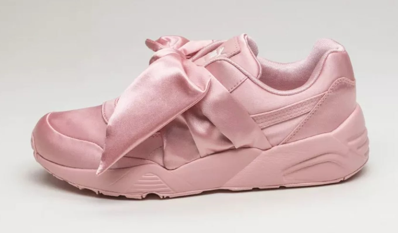 puma shoes rihanna bow