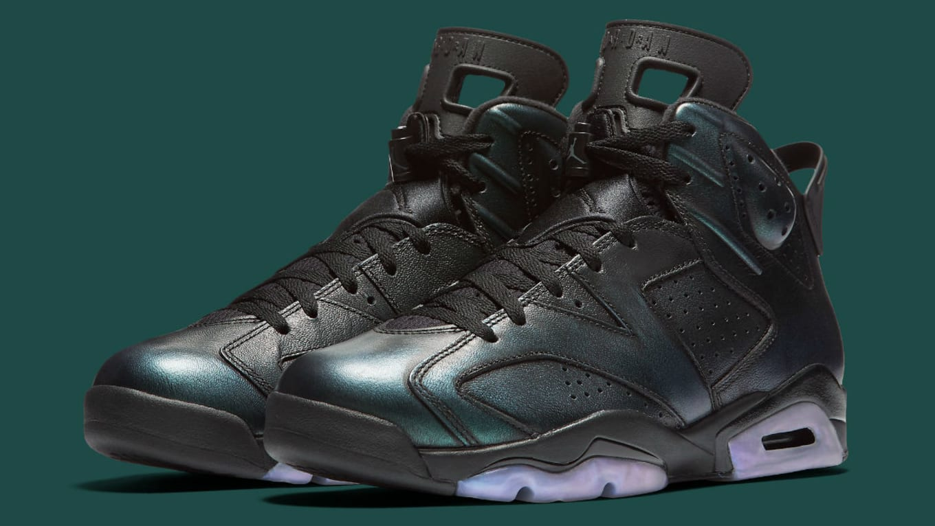 00781e472437 Chameleon Air Jordan 6 All-Star 2017