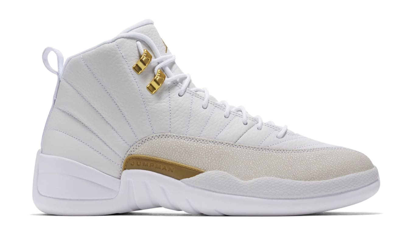 brand new 551cc 8821e Air Jordan 12 Retro x OVO