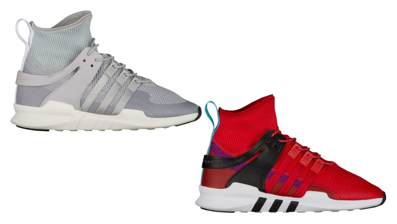 hot sales 99a6d 2b07c Youll Still Be Able to Wear the Adidas EQT Support ADV This Winter