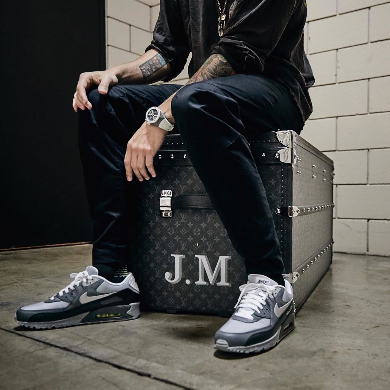 free shipping 68a45 55a0b John Mayer s Unique Approach to Releasing His Own Nikes