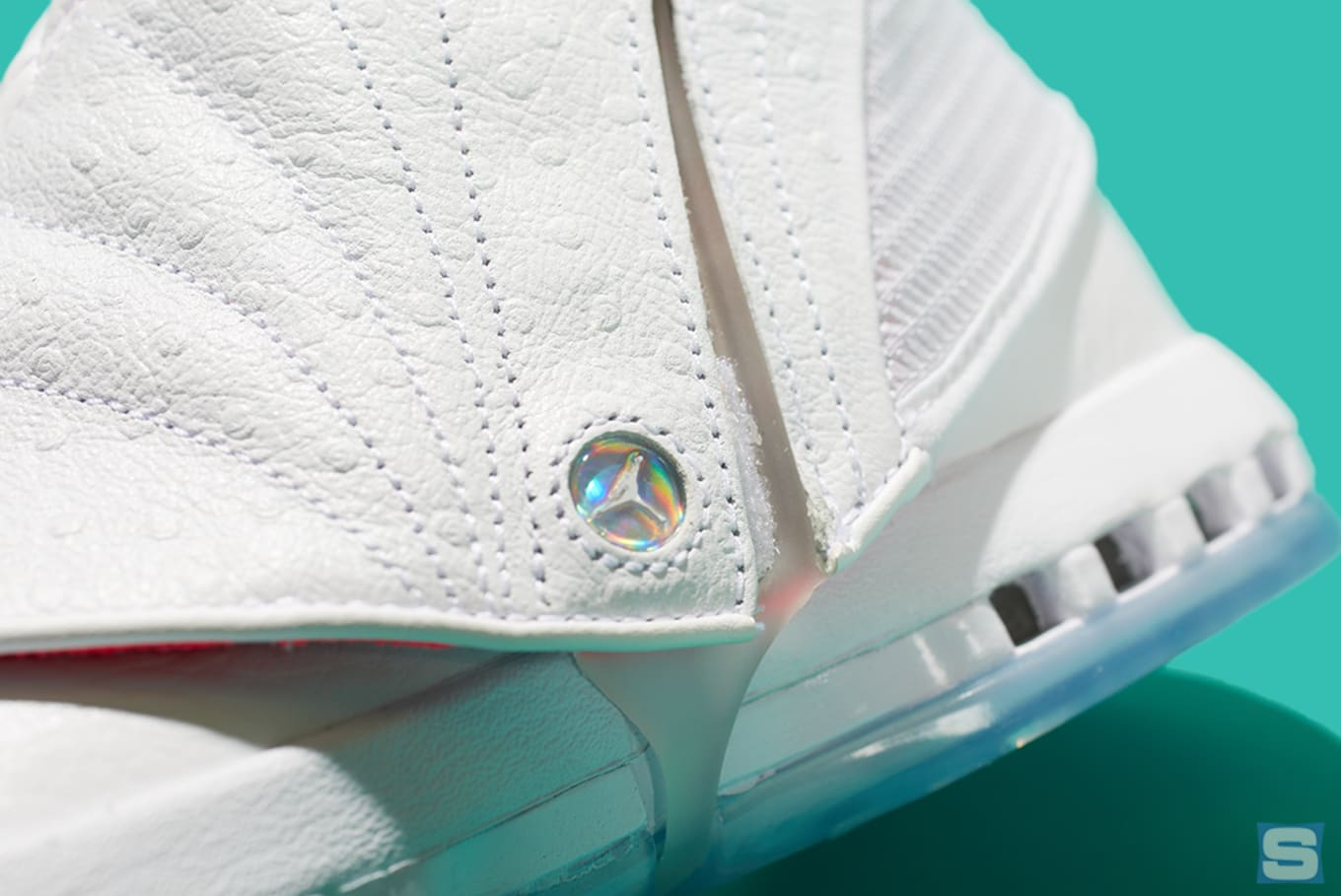 b9a77d549d72 Get up close with a very exclusive Air Jordan 16 release.