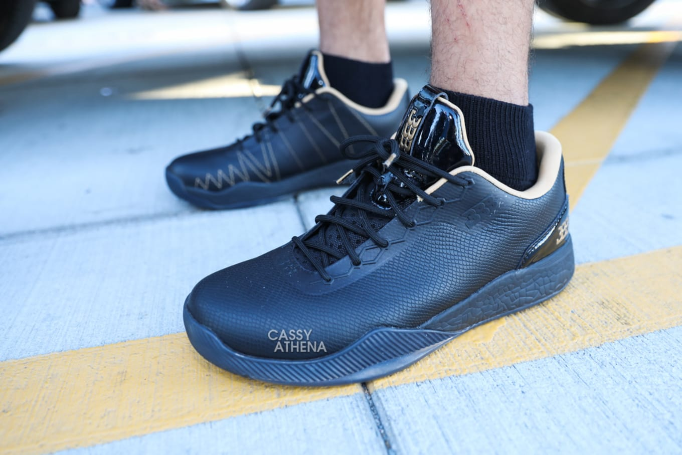 e4dea33838f6 Lonzo Ball Gives First On-Feet Look at Big Baller Brand ZO2s