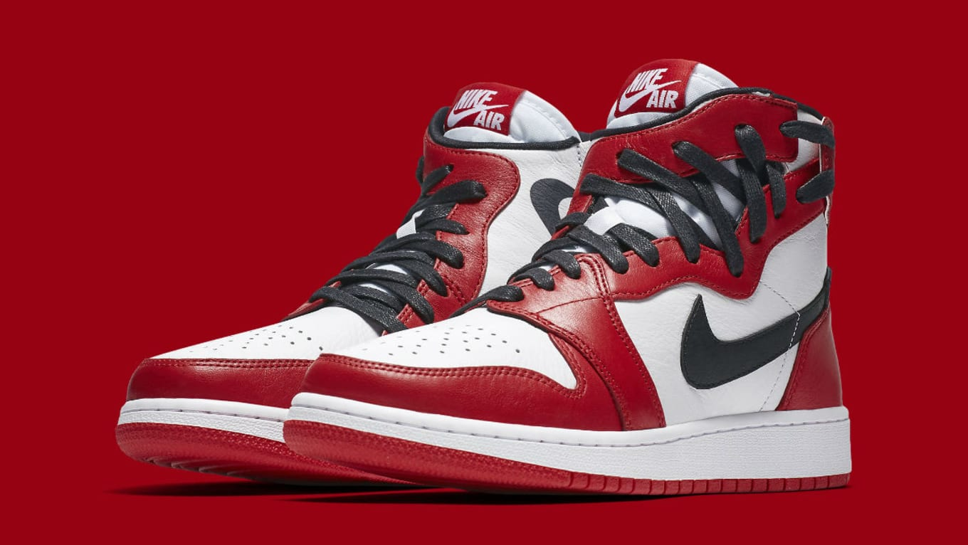 huge selection of c4e4a 466ba Air Jordan 1 Rebel Chicago Release Date AT4151-100 | Sole ...