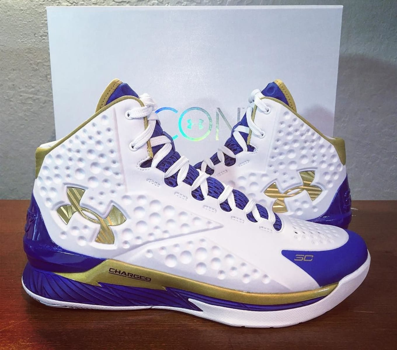 8f869a31259 Best Custom Under Armour Icon Curry 1 Designs