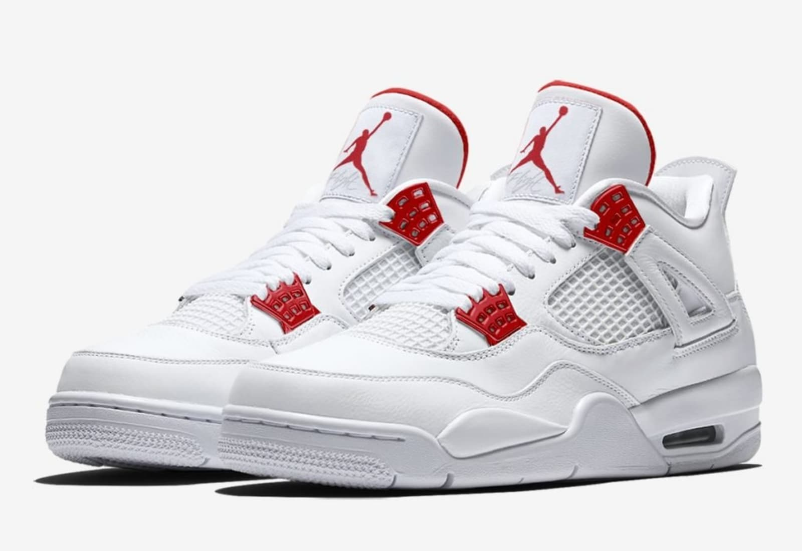 "Air Jordan 4 ""Red Metallic"" Release Date Revealed: First Look"