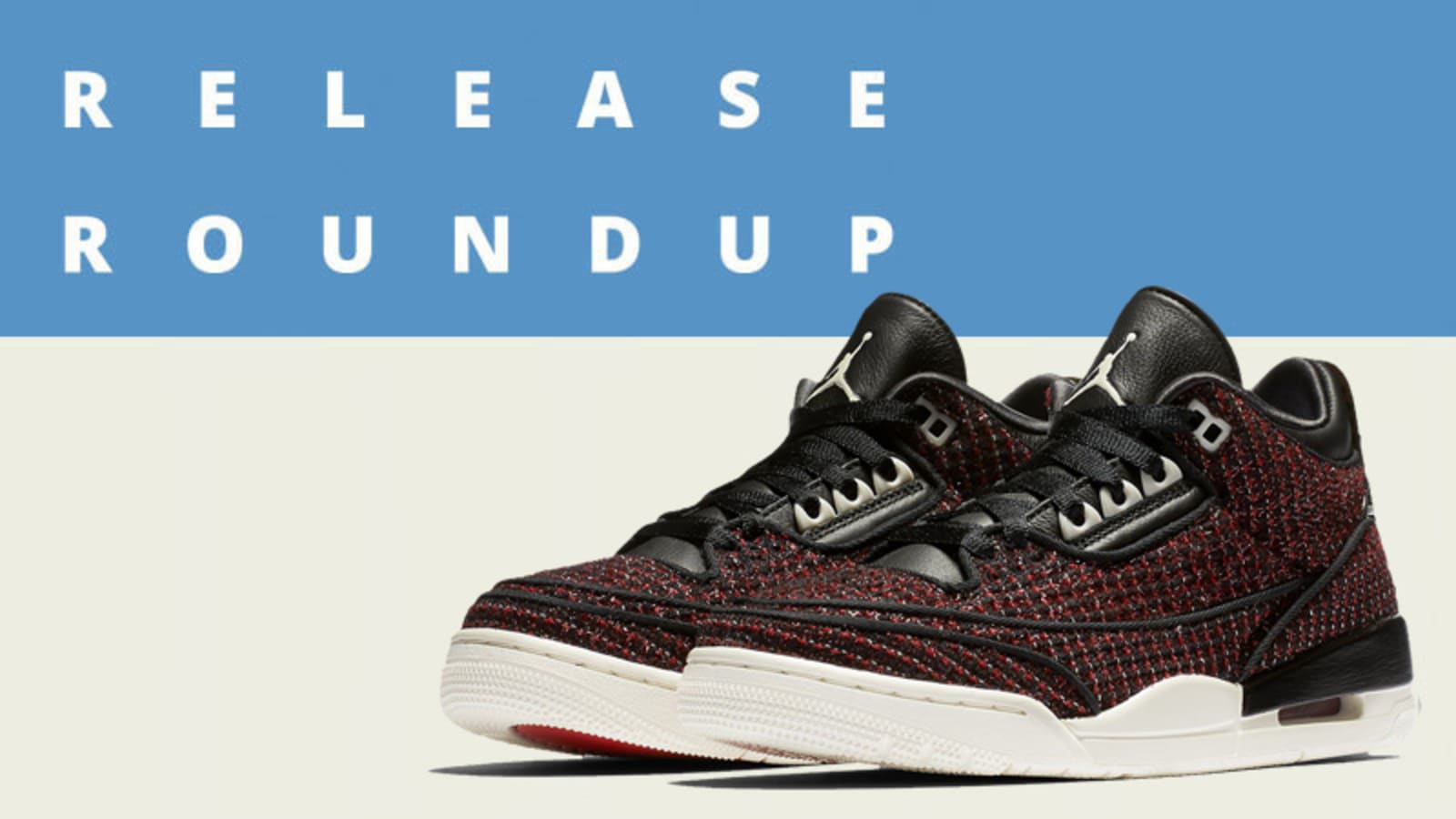 e8520cd87 The latest week of Release Roundup kicks off with two Nike LeBron James  signature models including the release of the coveted Nike Zoom LeBron 3