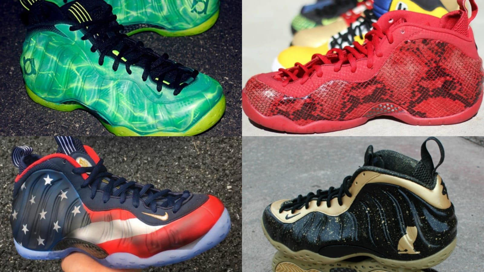 the best attitude 11bd8 c0840 Far ahead of its time, the Nike Air Foamposite One was introduced to the  world almost 20 years ago. Since then, it s become one of the brand s most  iconic ...