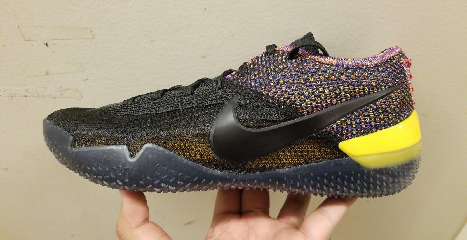 best website 70c81 8231d Nike Kobe A.D. NXT 360 Releasing in Black Multicolor