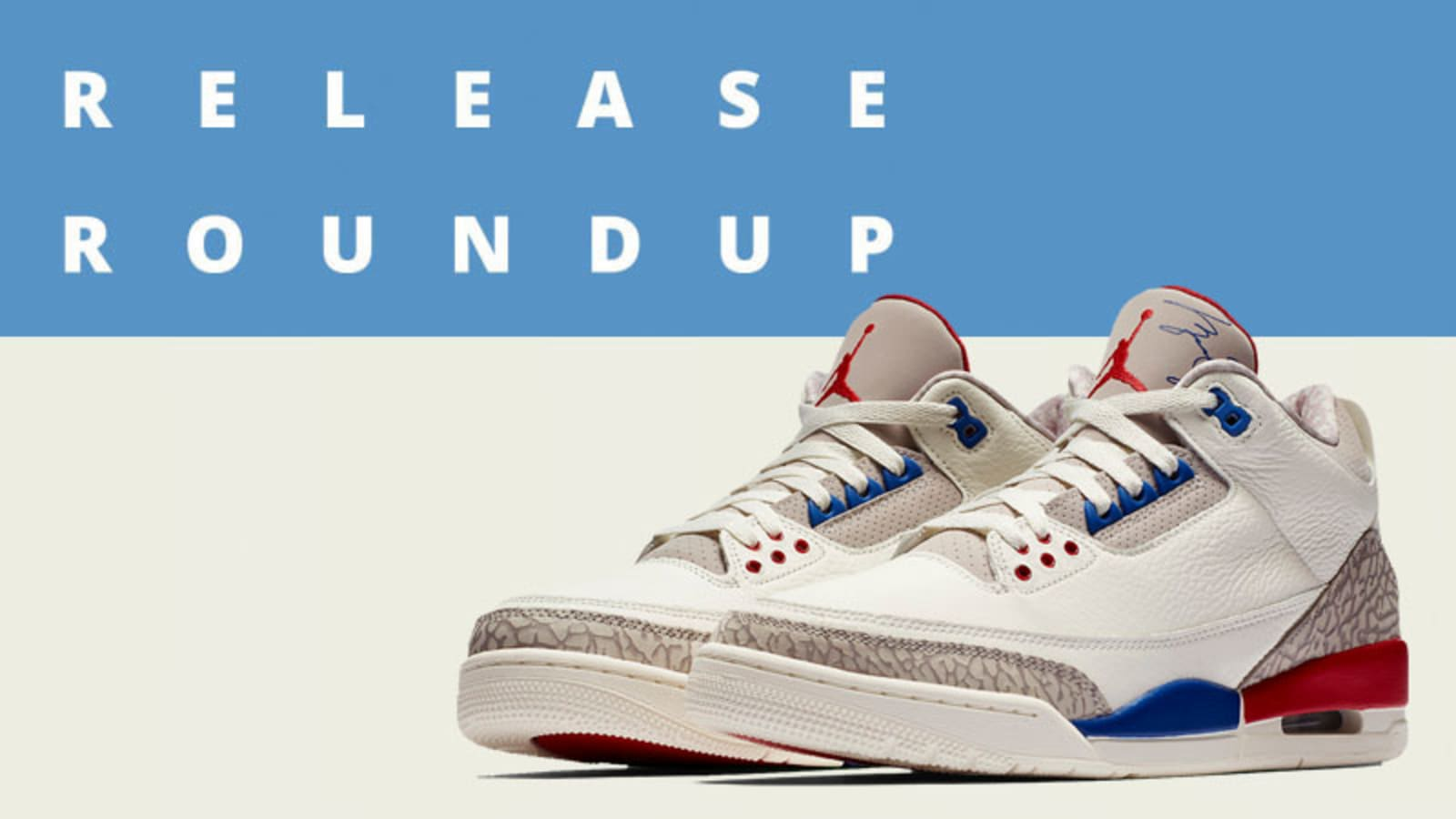705225554 This week s Release Roundup kicks things off with collaborations from  Reebok with the